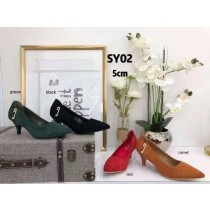 SY02 BOOTIES